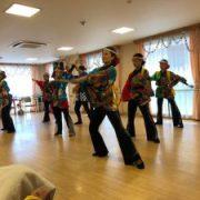 ショーダンスグループ「アルシェ」のダンス